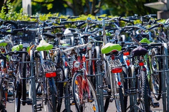 Anregung der Initiative für Radfahrende