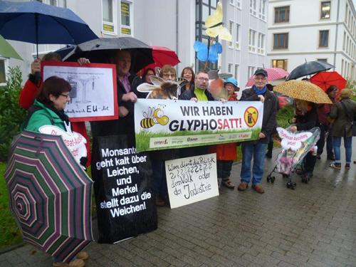 GLYPHOSAT … GENTECHNIK .. es geht auch ohne!