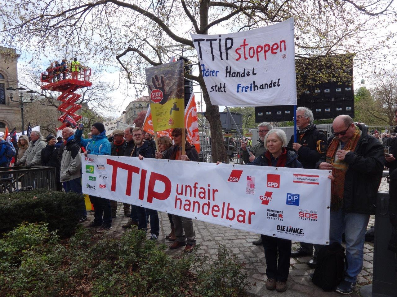 TTIP, Ceta und andere Freihandelsabkommen