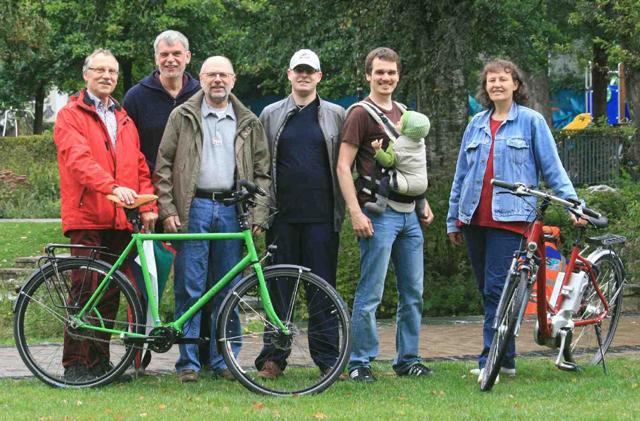 Initiative für Radfahrer in Paderborn