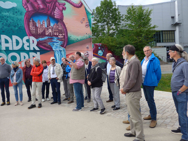 Global denken – lokal handeln: Jahreshauptversammlung pro grün e.V. 2019