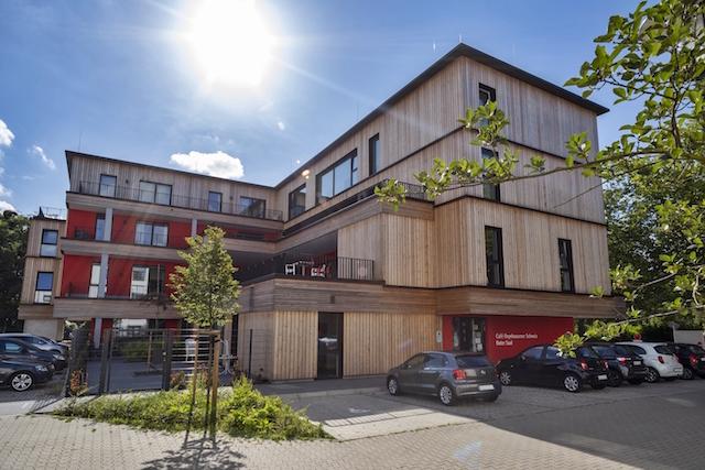 Holz ist der neue Beton!PRO GRÜN fordert Holzbau-Leuchtturmprojekt im Barker-Quartier mit Passivhaus-Plus Standard
